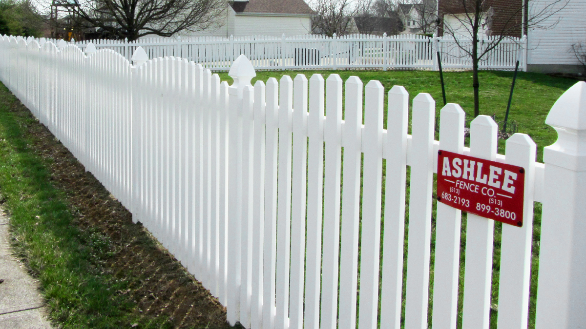 Ashlee Fence Home Page
